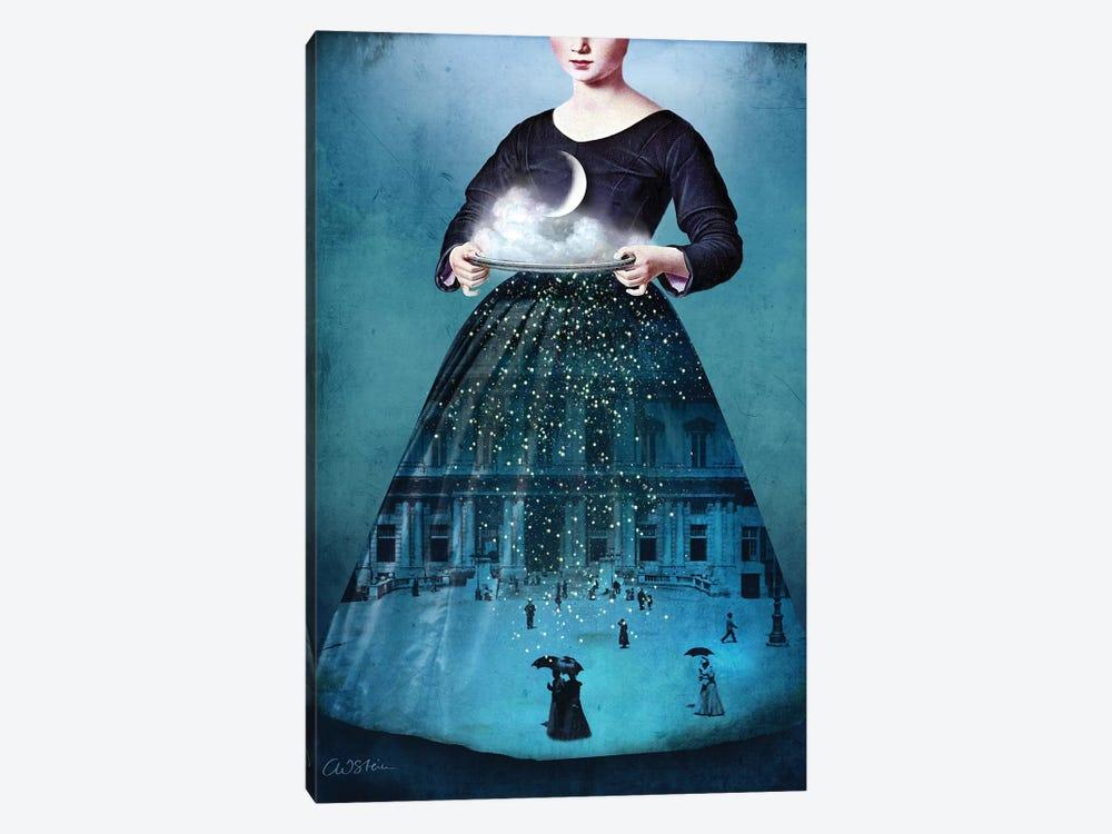 Frau Holle by Catrin Welz-Stein 1-piece Canvas Art Print