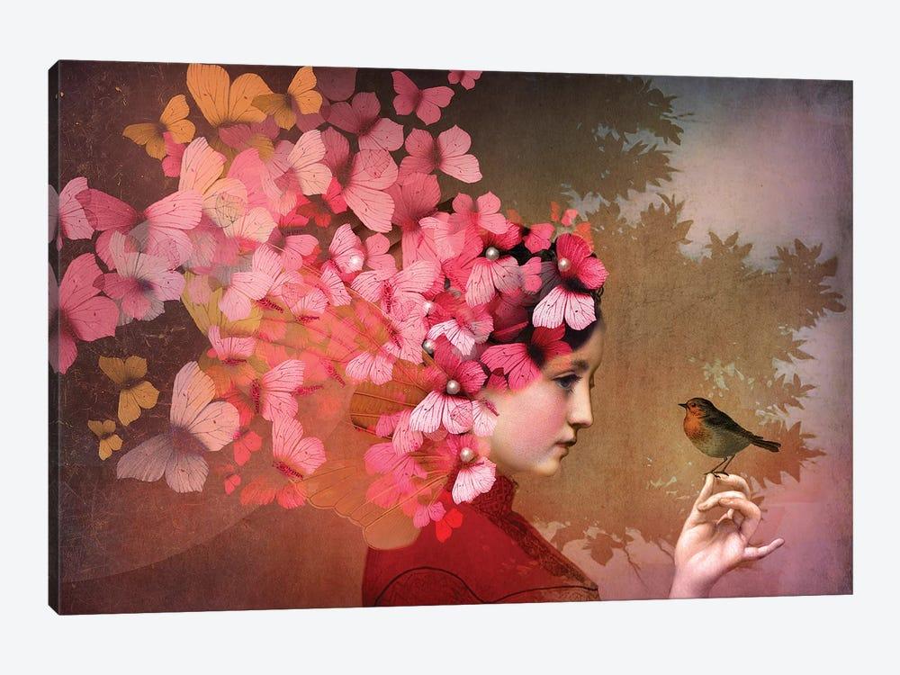 Friendship by Catrin Welz-Stein 1-piece Canvas Artwork