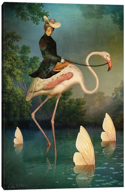 Le Passage, Catrin Welz-Stein Canvas Art Print