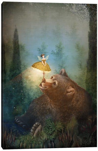 A Fairytale Forest Canvas Art Print