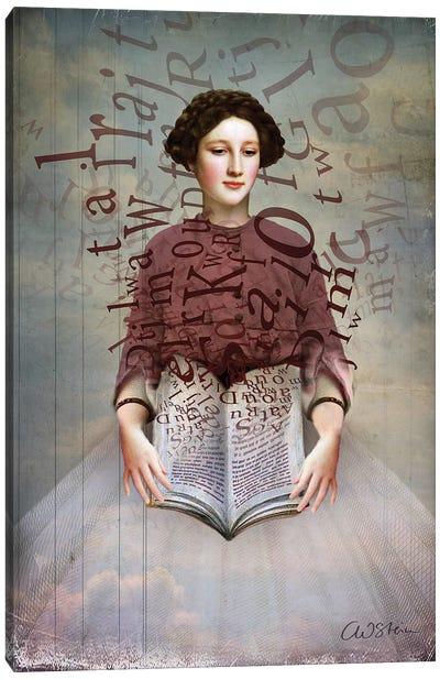 The Storybook Canvas Art Print