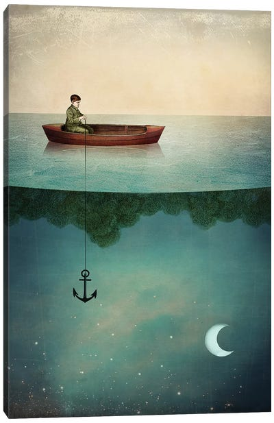 Entering Dreamland Canvas Art Print