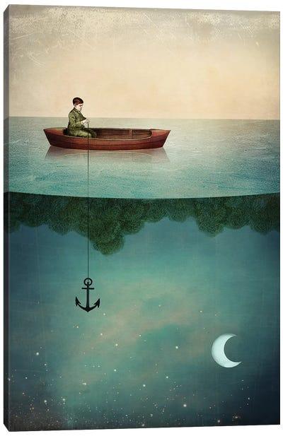 Entering Dreamland Canvas Art Print