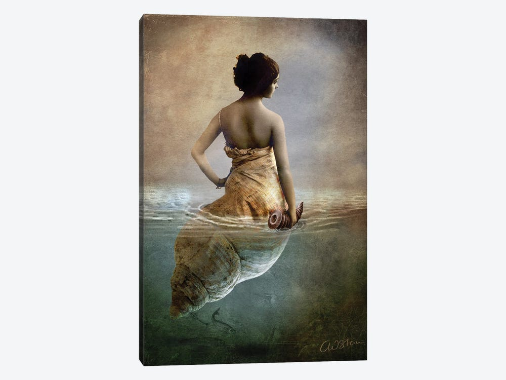 Hear Me Calling by Catrin Welz-Stein 1-piece Canvas Artwork