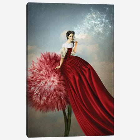 Imagination Canvas Print #CWS46} by Catrin Welz-Stein Canvas Art Print