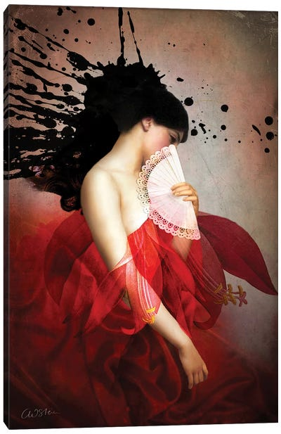 Carmen Canvas Art Print