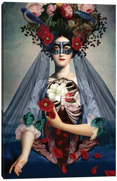 Dia de Los Muertos Canvas Art Print