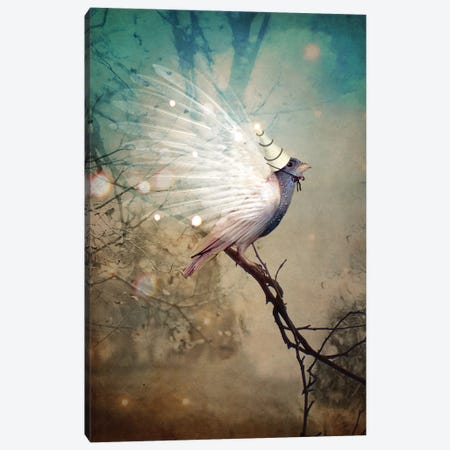 Feeling Festive Canvas Print #CWS95} by Catrin Welz-Stein Canvas Wall Art