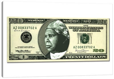 Harriet Tubman Canvas Art Print