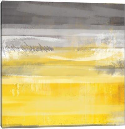 Golden Glow II Canvas Art Print