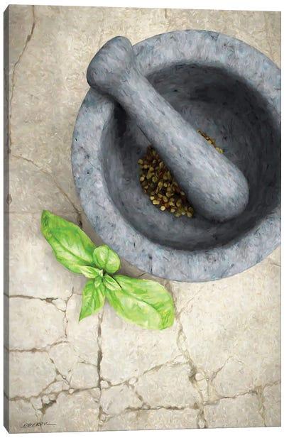 Culinary III Canvas Art Print