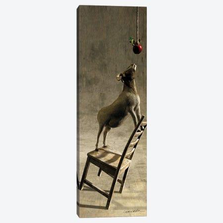 Equilibrium I Canvas Print #CYD25} by Cynthia Decker Art Print