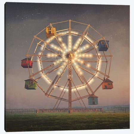 Moving Day Canvas Print #CYD47} by Cynthia Decker Canvas Print