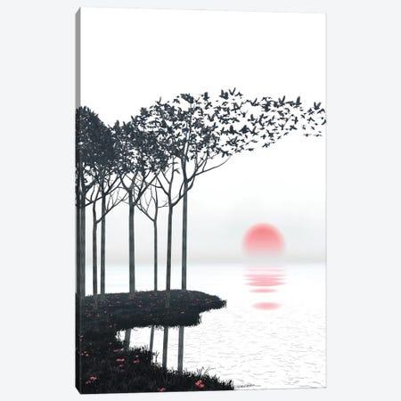 Aki Canvas Print #CYD4} by Cynthia Decker Canvas Art Print
