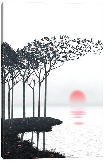 Aki Canvas Art Print