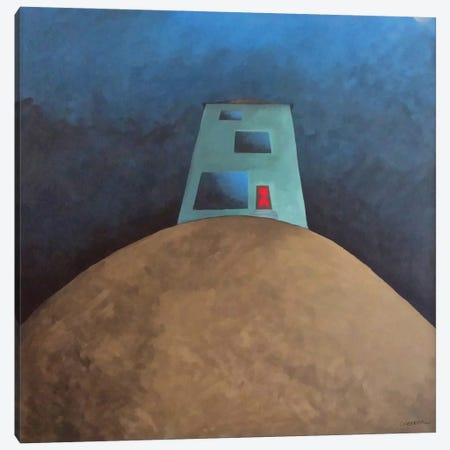 Not This House Canvas Print #CYD50} by Cynthia Decker Canvas Art Print