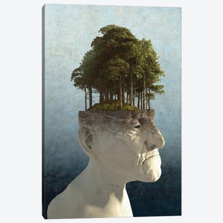 Personal Growth Canvas Print #CYD52} by Cynthia Decker Canvas Art Print
