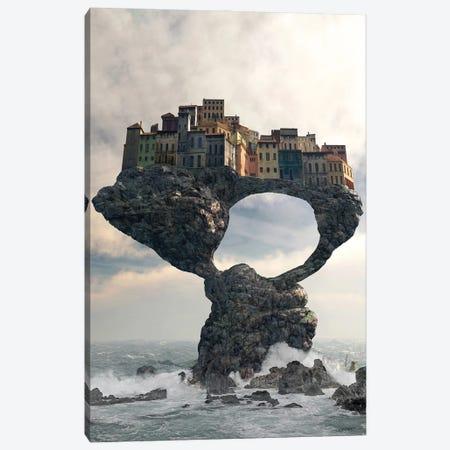 Precarious Canvas Print #CYD55} by Cynthia Decker Canvas Artwork