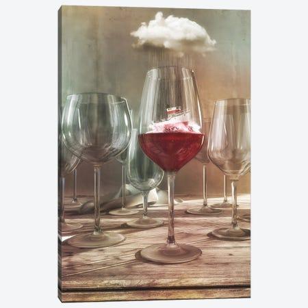 Any Port In A Storm Canvas Print #CYD6} by Cynthia Decker Canvas Print