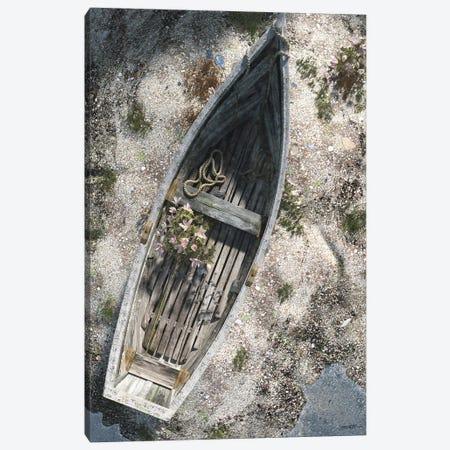 Washed Ashore Canvas Print #CYD87} by Cynthia Decker Canvas Art Print