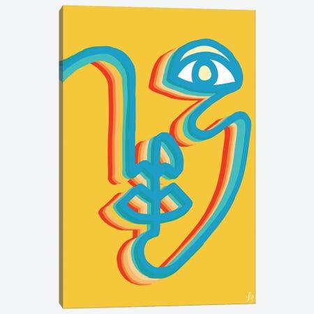 Chromo Canvas Print #CYE34} by Chromoeye Canvas Print