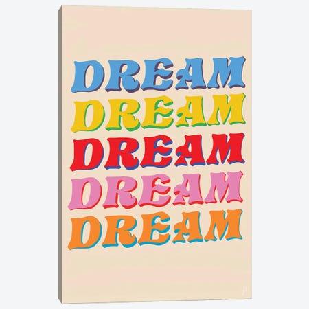 Everly Dream Canvas Print #CYE6} by Chromoeye Canvas Art