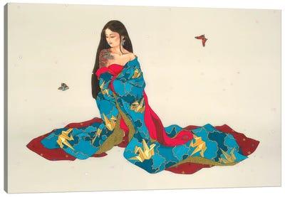 Dragon Mystique Canvas Art Print