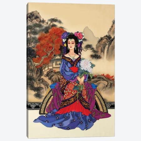 Enchantment Canvas Print #CYG17} by Caroline R. Young Art Print