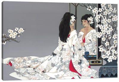 Reflections Canvas Art Print