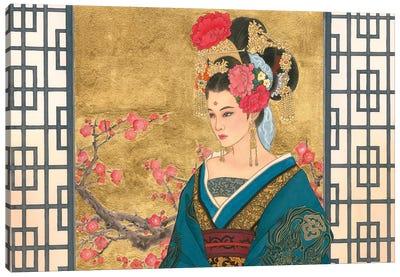 The Favorite Canvas Art Print