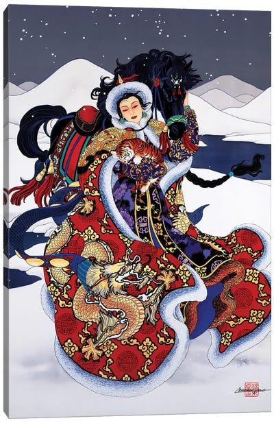 Timeless Devotion Canvas Art Print