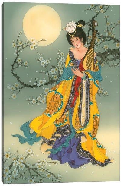 Mei Fei Canvas Art Print