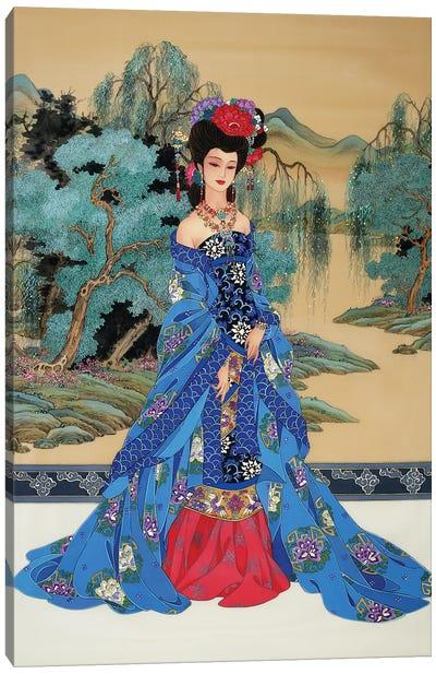 Beloved Canvas Art Print