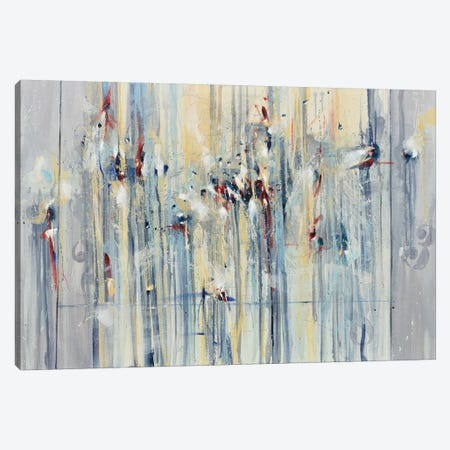 Promenade Of Passion Canvas Print #CYL23} by Cynthia Ligeros Canvas Artwork
