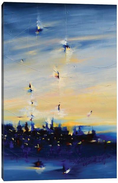 Spirit Of Night Canvas Art Print