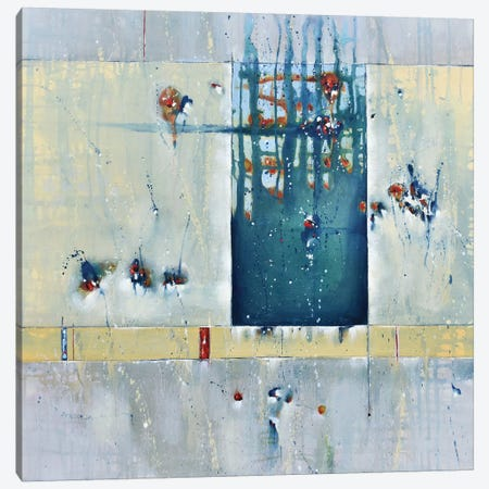 The Brightest Hour Canvas Print #CYL35} by Cynthia Ligeros Canvas Wall Art