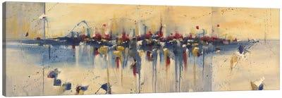 Charade Of Desire Canvas Art Print