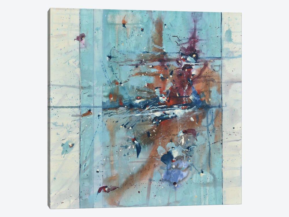 Chasing Secrets by Cynthia Ligeros 1-piece Canvas Art