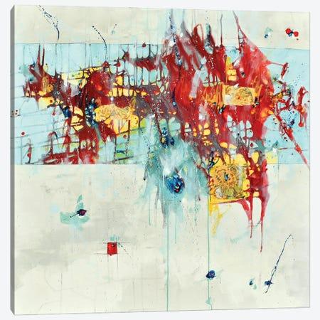 Breaking Free Canvas Print #CYL59} by Cynthia Ligeros Canvas Print
