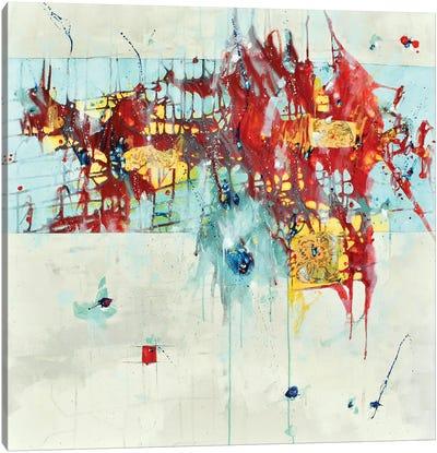 Breaking Free Canvas Art Print