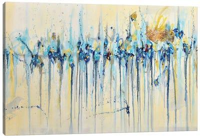 Glimpse Of Paradise Canvas Art Print
