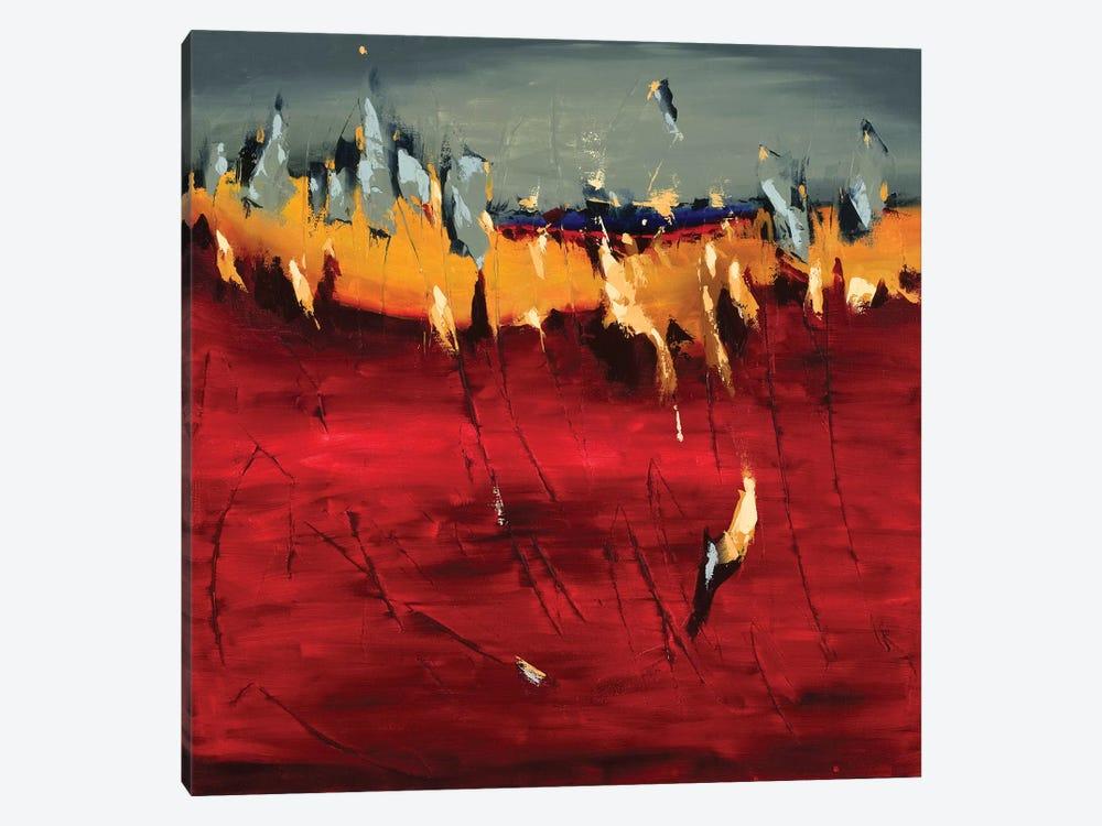 Embers by Cynthia Ligeros 1-piece Canvas Art