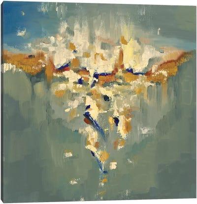 Falling In Canvas Art Print