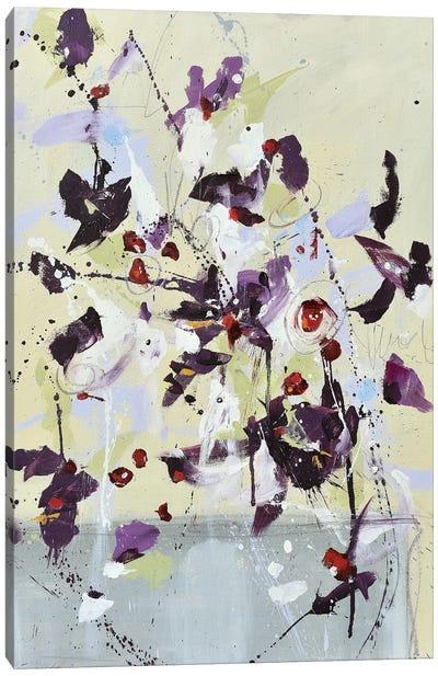 Fleur du Ciel De l'Est Canvas Art Print