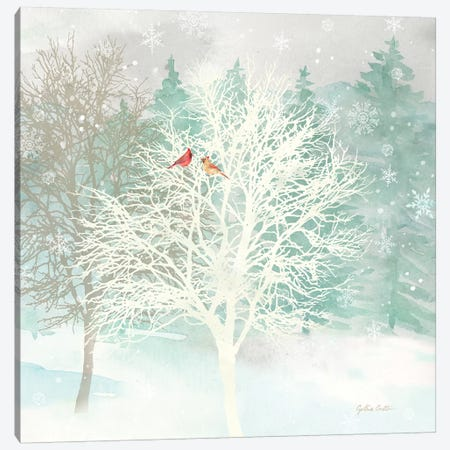Winter Wonder I  Canvas Print #CYN150} by Cynthia Coulter Canvas Print