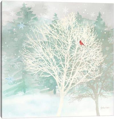 Winter Wonder II Canvas Art Print