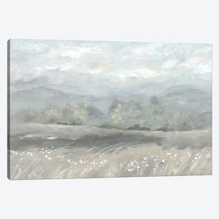 Country Meadow Landscape Neutral Canvas Print #CYN174} by Cynthia Coulter Canvas Artwork
