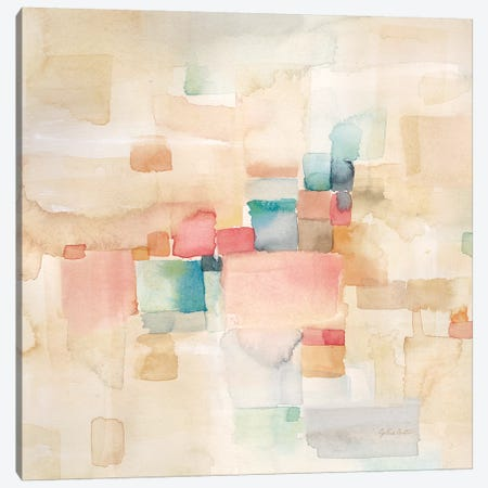 Desert Dreams Square II 3-Piece Canvas #CYN22} by Cynthia Coulter Canvas Wall Art