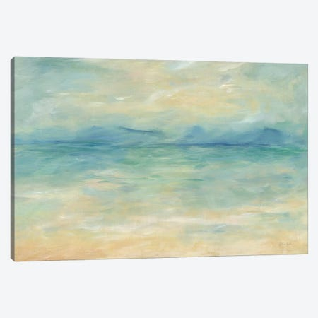 Ocean Reflections Landscape Canvas Print #CYN236} by Cynthia Coulter Canvas Art Print