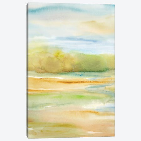 Watercolor Landscape Canvas Print #CYN248} by Cynthia Coulter Canvas Print